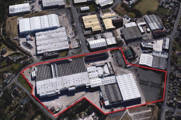 Swan Lane Industrial Estate